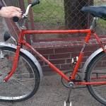 Skradł rower, bo bolały go nogi