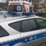 Potrącenie 24-latki na Głogowskiej