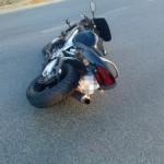 Motocykliści uciekali przed policją