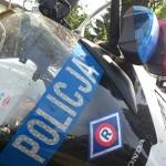 Cygan potrącił policjanta