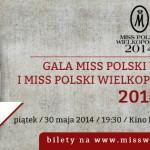 Gwiazdy na Gali Finałowej Miss Wielkopolski 2014