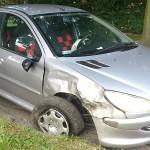 Miał ponad 2 promile – spowodował wypadek
