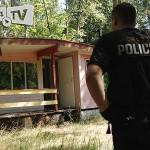 Zaatakował nożem policjanta – aktualizacja 9:30