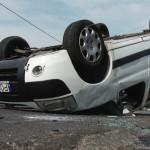Wypadek: Topolowa-Gorzycka, kiełbaski nie dojechały