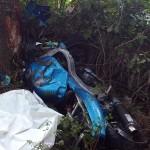21-latek zginął na motocyklu