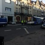 Autobus potrącił 12-letniego rowerzystę