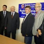 Przedwyborcza konferencja SLD