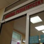 Zwiedź z nami odnowioną Pediatrię