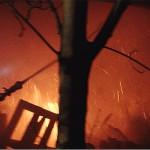 Pożar w gospodarstwie w Uciechowie (aktualizacja)
