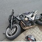"""""""Bezwypadkowy"""" motocykl z Ostrowa"""
