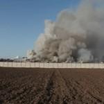 Spłonął kurnik w Rososzycy