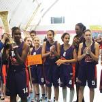 Międzynarodowy basket w Ostrowie