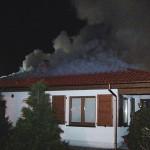 Ktoś podpalił dom przy Strzeleckiej