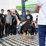 Street Dance w amfiteatrze
