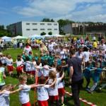 Pół tysiąca przedszkolaków na Spartakiadzie