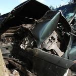 Renault uderzyło w drzewo na trasie Tarchały – Odolanów