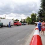Remontowy ruch na drogach w powiecie