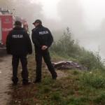 Wyłowiono martwą kobietę pod Raszkowem