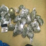 Mieli ponad 33 gr marihuany i amfetaminę