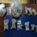 Na bogato. 100 gram marihuany
