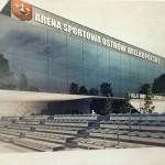 Ostateczny wygląd nowej hali przy Kusocińskiego