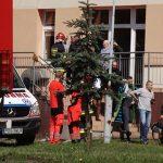 Bomba w szpitalu – ewakuowano pacjentów