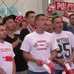 Ostrowianie w strefie kibica – Polska – Irlandia Płn. 1:0!