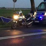 W Górznie zginął motocyklista
