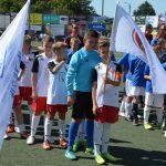 Międzynarodowa piłka nożna w Ostrowie