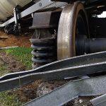 Wypadek na terenie Terminala Paliw ORLEN. Wykolejone cysterny