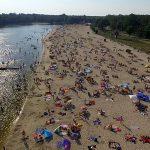 Zamknięto kąpielisko w powiecie ostrowskim (aktualizacja)
