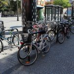 Nowe stojaki rowerowe