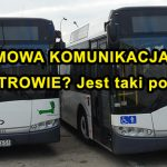 Darmowe przejazdy autobusami MZK przez cały rok. Co sądzicie?