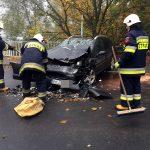 Dwa wypadki w Skalmierzycach