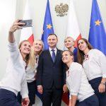 Prezydent Andrzej Duda przyjedzie do Pleszewa
