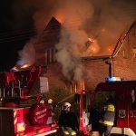 Mężczyzna spłonął w domu
