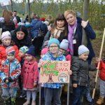 Rozdano 3 tysiące sadzonek drzew