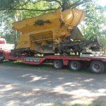 Uszkodzone wagony po wypadku kolejowym w Sośniach odjechały