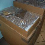 Przechwycono mnóstwo nielegalnego tytoniu