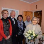 103 urodziny pani Marty