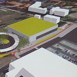 Nowa wizja hali widowiskowo-sportowej
