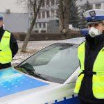 Komenda policji w Krotoszynie zamknięta z powodu koronawirusa