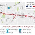 2 kwietnia półmaraton. Będą utrudnienia w ruchu po Ostrowie
