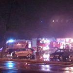 Pożar firmy we Franklinowie – tej od wylanego szamba – aktualizacja 2