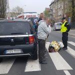 Kobieta potrącona na Wojska Polskiego