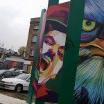 Miejskie graffiti powstało na Raszkowskiej