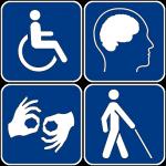 10% ostrowian jest niepełnosprawna