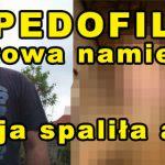 Policjanci spalili akcję zatrzymania pedofila