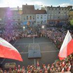 Wizyta Andrzeja Dudy w Ostrzeszowie. Doszło do incydentu