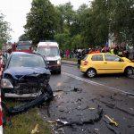 Wypadek w Międzyborzu. Sześć osób rannych